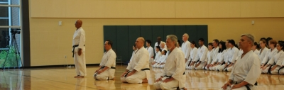 THE NEW ERA ITKF CAMP IN USA WAS A SOLID SUCCESS