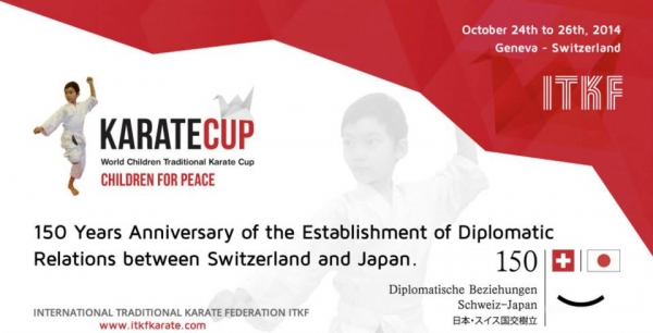 "World Children Traditional Karate Cup ""Children For Peace"""